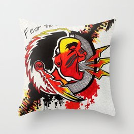 FSU Seminoles Throw Pillow