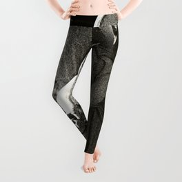 Death Comes For Us All Leggings