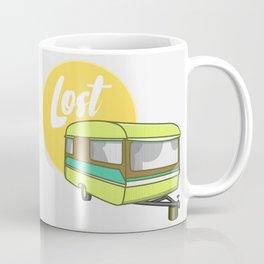 Caravan Lost Coffee Mug