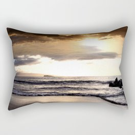 Rhythm of the Island Rectangular Pillow