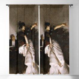 """John Singer Sargent """"El Jaleo"""" Blackout Curtain"""