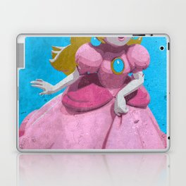 The Pink Princess Laptop & iPad Skin