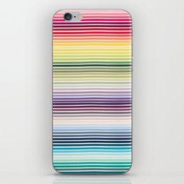 Polychromos iPhone Skin