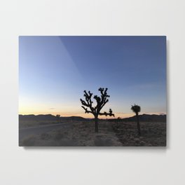 JOSHUA TREE XIV Metal Print