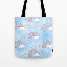 Cute Little Rainbows Tote Bag