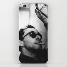 Jean-Luc Godard iPhone & iPod Skin