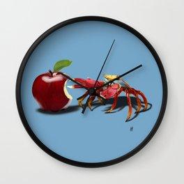 Core (Colour) Wall Clock