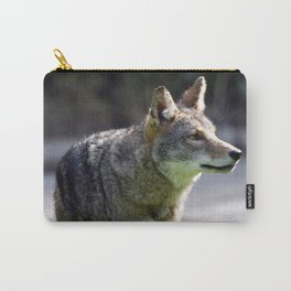 Eastern Coyote in High Park, Toronto Carry-All Pouch