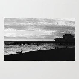 Southsea Beach. Rug