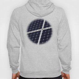Solar power panel Hoody