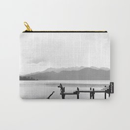 Before the rain comes Carry-All Pouch