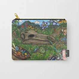 Colorado Natural History Carry-All Pouch