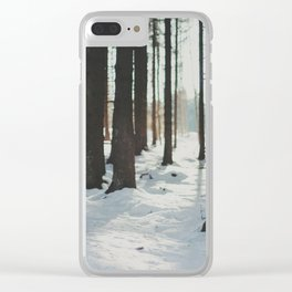 attersee (24) Clear iPhone Case