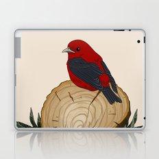 Bird on a Log Laptop & iPad Skin