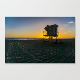 Tower8 Canvas Print