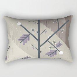 Fleur Rectangular Pillow