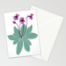 Butterwort Stationery Cards