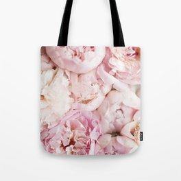 Peonies- Print I Tote Bag