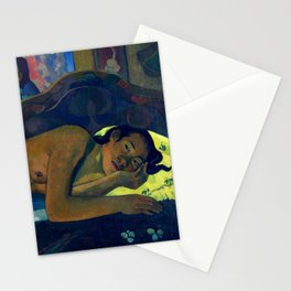 """Paul Gauguin """"Nevermore"""" Stationery Cards"""