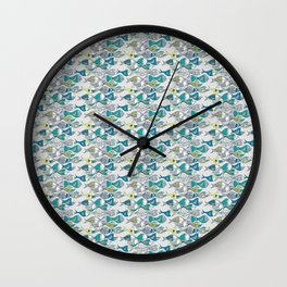 go fishing then! Wall Clock