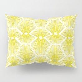 Lemon Palm Pillow Sham