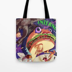 Welcome to the internet Tote Bag