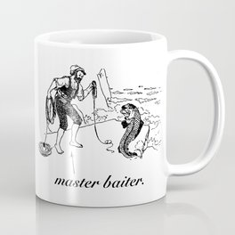 Master baiter. Coffee Mug