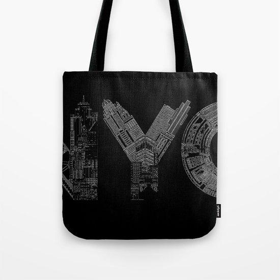 NYC  Tote Bag