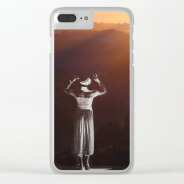 View Clear iPhone Case