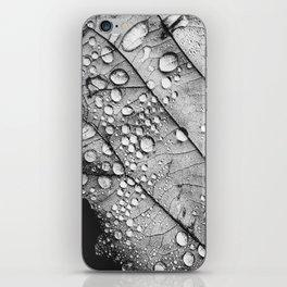 dropper iPhone Skin