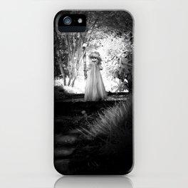 Dark Doll iPhone Case