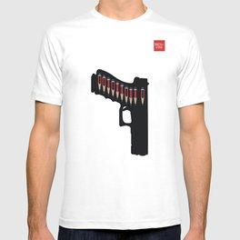 Art not War - Grey T-shirt