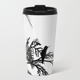 the thoughtful hummingbird Travel Mug