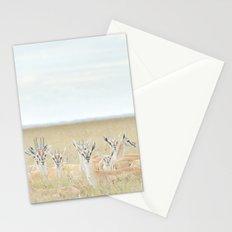 Gazelles Stationery Cards