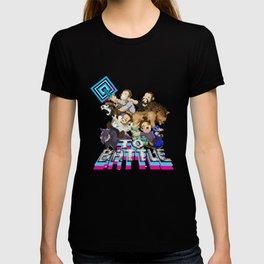 To Battle T-shirt