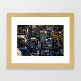Top of the Empire #1 Framed Art Print