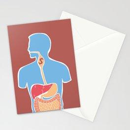 Choke Stationery Cards