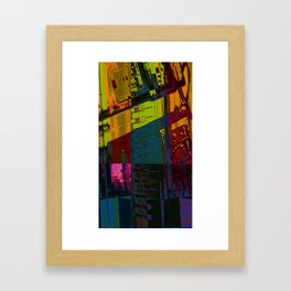 Impire Framed Art Print