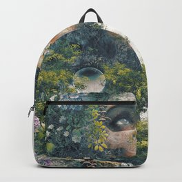 Between Life and Death Backpack