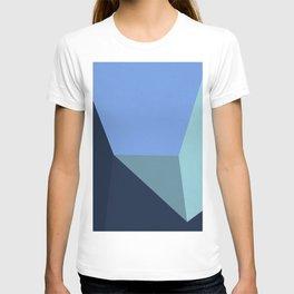 Blue Room & Shadows T-shirt