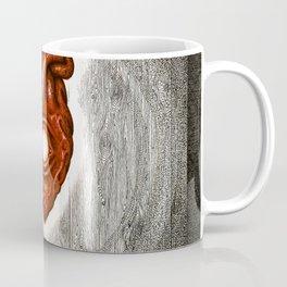 The Tell-Tale Heart, Edgar Allan Poe Coffee Mug