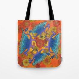 Dragondala Fall Tote Bag