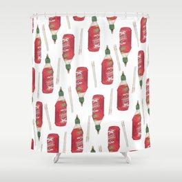food stuffs Shower Curtain