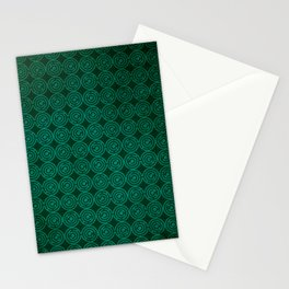 Puzzlingly Posh Stationery Cards