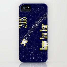 2018 Rising Star iPhone Case