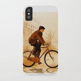 The Biker iPhone Case