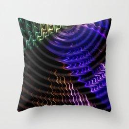 Jaybird inspired Throw Pillow