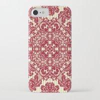 renaissance iPhone & iPod Cases featuring Renaissance Disco by Octavia Soldani
