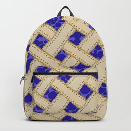 Blueberry Pie Backpack