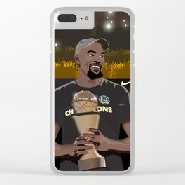A new king is crowned in the NBA Clear iPhone Case